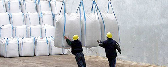 FIBC bulk bags for the demolition industry in Canada